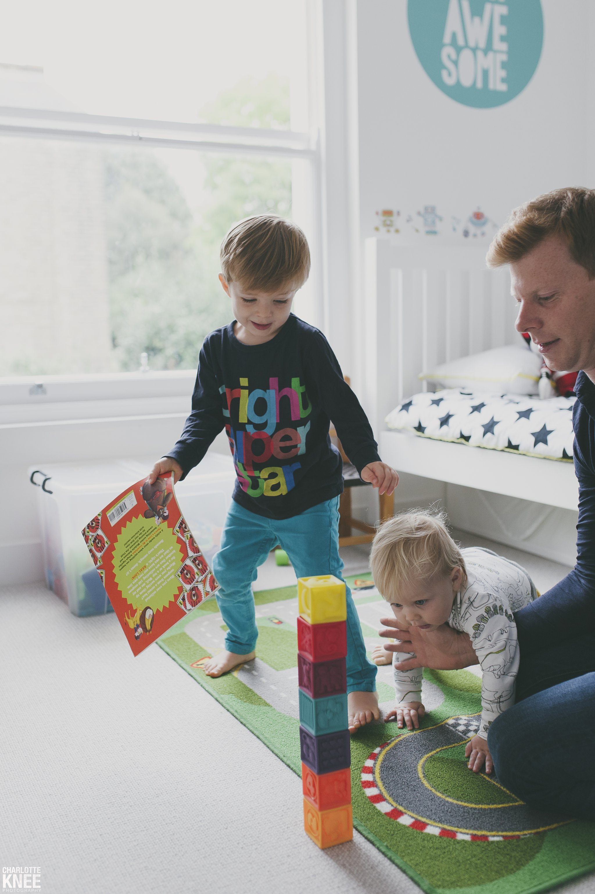 London Family Lifestyle Portrait Photography Copyright Charlotte Knee Photography_0051.jpg